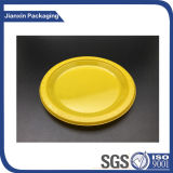 PS Plastic Colorful 7 Inches Plate Tray
