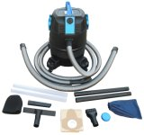 310-35L 1200-1500W Plastic Tank Wet Dry Water Dust Vacuum Cleaner Pond Cleaner with or Without Socket