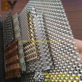 Decorative Wire Mesh for Elevator Compartments