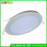 Cnpro 15W Round LED Panel Lamp with Rohs/Ce Approval