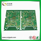 2-Layer PCB HASL RoHS Green Solder Mask