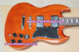 Sg Style Afanti Electric Guitar (ASG-554)