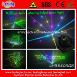Mini Moving-Head Laser Lighting for Disco/DJ/Laser Show
