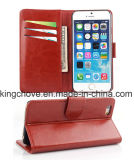 Promotion and Good Quality PU & Leather iPhone 6 Case (KCI29)