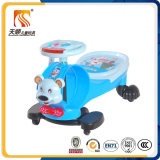 Good Quality Children Twist Car with Pulling Rope Hot Sale