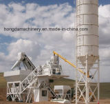 Hongda Mobile Mixing Plant Yhzs35/40