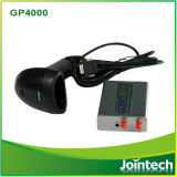 GPS Tracker with Code Scanner