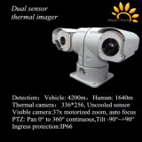 Vehicle Mounted Wireless IP PTZ Security Camera Outdoor