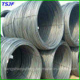 Q345 Hot Rolled Steel Wire Rods for Nail Making