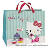 High Quality Color Printed Lovly Paper Gift Bag