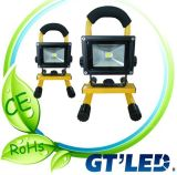 CE, RoHS, SAA LED Work Light/ Rechargeable LED Flood Light