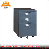 Cheap Wholesale Steel 3 Drawer Mobile Cabinet
