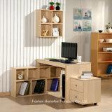 5 Piece Durable Combination Wooden Working Computer Desk