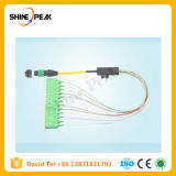 New Type MPO Fiber Connector with High Quality