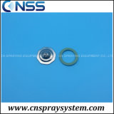 Disc Shower Spray Nozzle Flat Jet Paper Nozzle