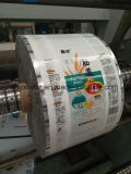 Laminated Plastic Printed Film in Roll