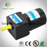 Small Powered 6W 60mm AC Induction Electric Gear Motor