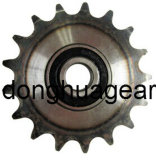 Stainless Steel Idler Sprockets Wheel Bronze Bushed Type (C35, C40, C45, C60, C80)