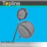 Long Wooden Handle Koi Net