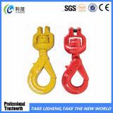 G80 U. S. Type Clevis Slip Hook Lifting Swivel Hook