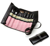 6PCS Luxury Travel Roll Cosmetic Makeup Brush Sets