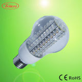 5-15W LED Bulb with Transparent Cover
