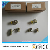 Hydraulic Fitting Pressure Test Points