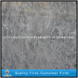 Cheap Grey Stone Overlord Flower Marble Slabs for Countertops/ Tiles
