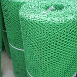 PE or PP Plastic Plain Netting with Diamond Hole