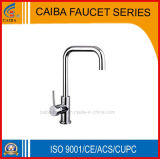 Fashionable Pull out Brass Kitchen Faucet