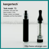 Electronic Cigarette with Bottom Coil