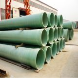 FRP/GRP/Fiberglass/Polyester/Composite Process Pipe for Oilfield Zlrc