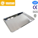 0.8mm Stainless Steel Bakeware Flat Tray