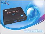 New Arrival Skybox F4 with GPRS Function Support WiFi Fuction