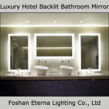 Luxury Hotel Backlit Bathroom Mirror