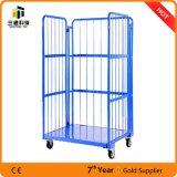 Supermarket Foldable Logistic Cart