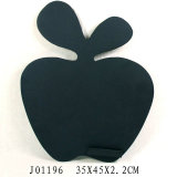 En71 ASTM Standard MDF Apple Shaped Blackboard