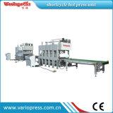 Shortcycle Hot Press Machine for Veneer, Honeycomb