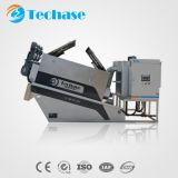 Volute Press Sludge Dewatering Machine for Textile