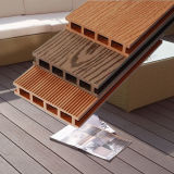 Outdoor WPC Decking, Simple Style for Private House Decoration