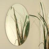 Sinoy Bathroom Frameless Mirror Unframed Mirror with Cut Size for Decorative Usage