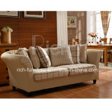 Living Room Fabric Sofa (3Seater)