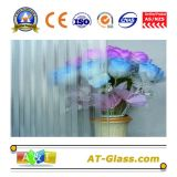 3-8mm Clear American Patterned Glass Used for Window, Furniture, etc