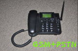 1 SIM Card GSM PSTN Fixed Cordless Telephone/GSM Fixed Cordless Phone With Two-Way SMS Function (GSM+PSTN Two Options)