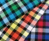 Checked Cotton Fabric