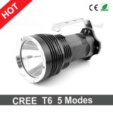 Lighting Long Distance CREE T6 Flashlight Outdoor Flashlight for Camping