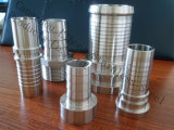 Stainless Steel Pipe Fitting Hose Nipple From Casting or Pipe