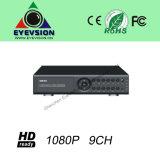 9CH H. 264 HD (1080P) IP Camera Security NVR (EV-CH09-H1406)
