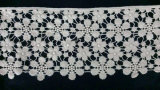 Low Price Water Soluble Lace for Garment