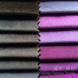 Compound Velour Polyester Soft Bright Fabric for Decoration